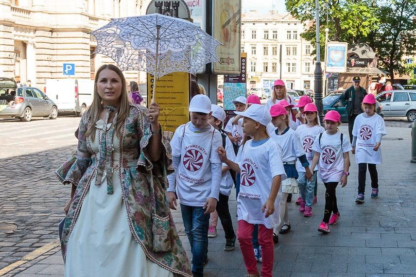 Одноденний тур для дітей до Львова » Hello, Lviv!»