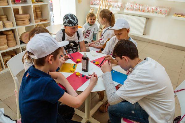 Майстер-клас з виготовлення марципану Львів