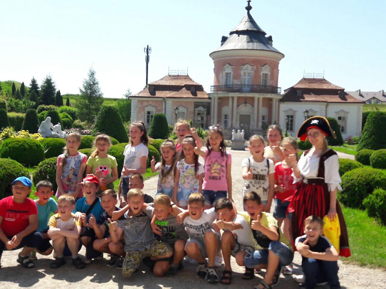 Автобусна  екскурсія-квест «Замки Львівщини та скарби піратів»