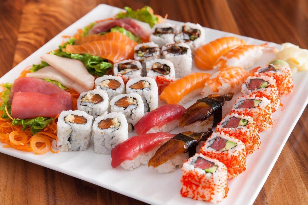 майстер-клас з виготовлення суші