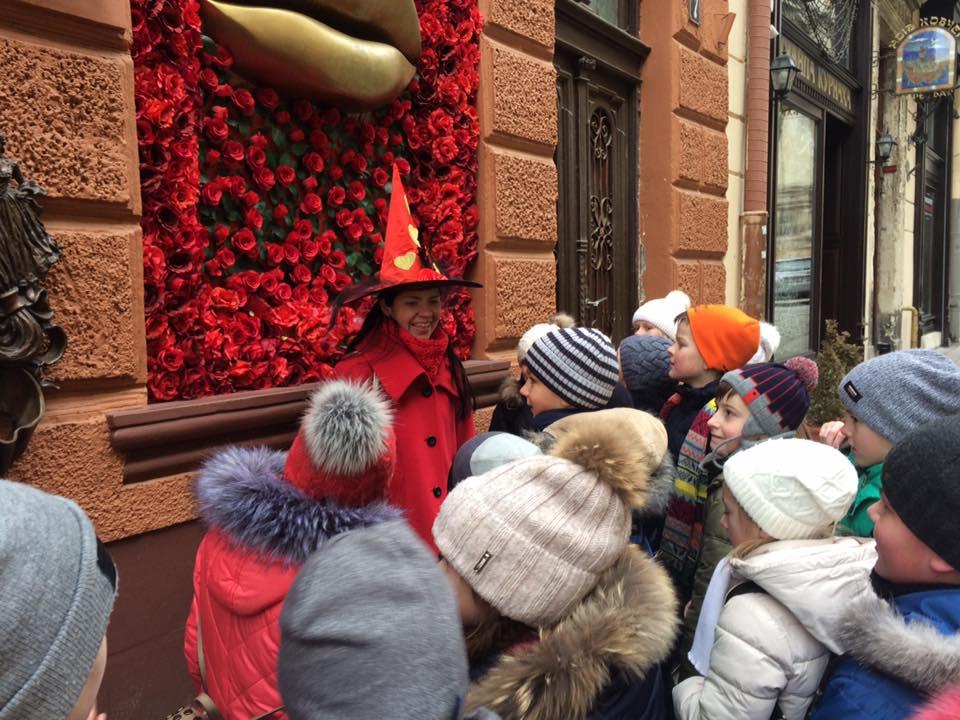День Святого Валентина Львів