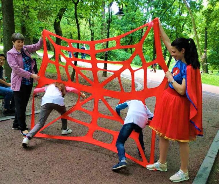 Парковий «Квест Супергероїв»